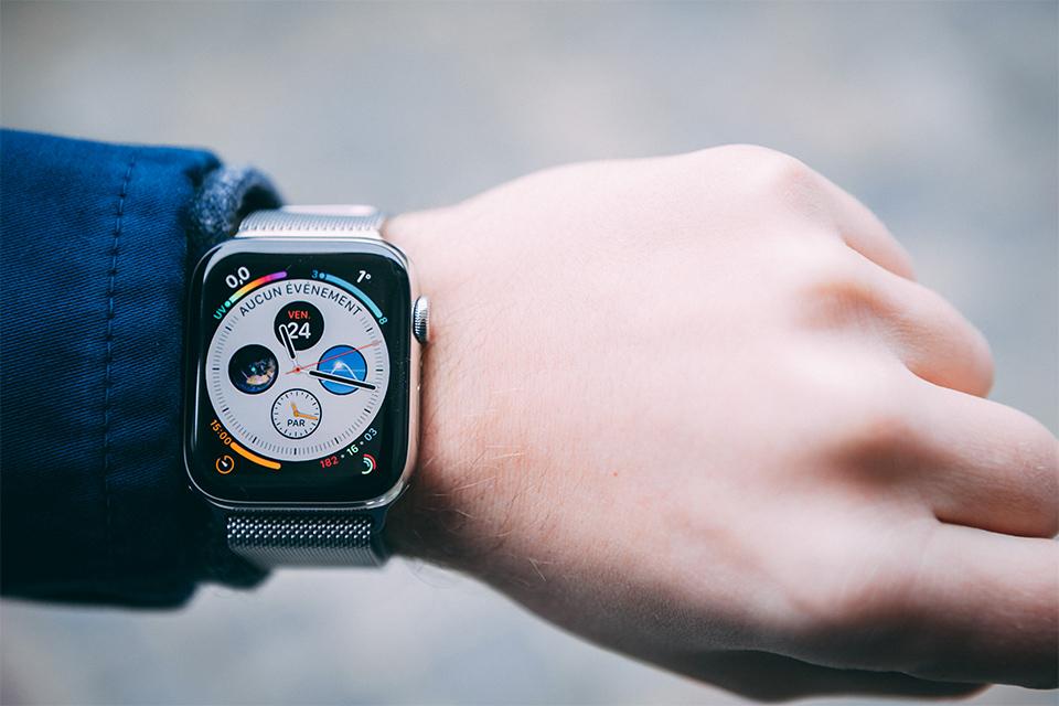 Apple watch series 5 cadran 1