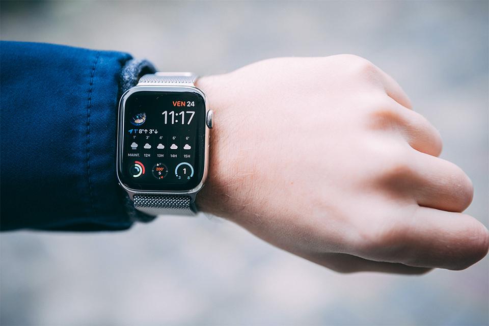 Apple watch series 5 cadran 2