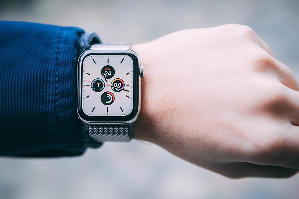 Montre connectée Apple Watch Séries 5 : Test & Avis