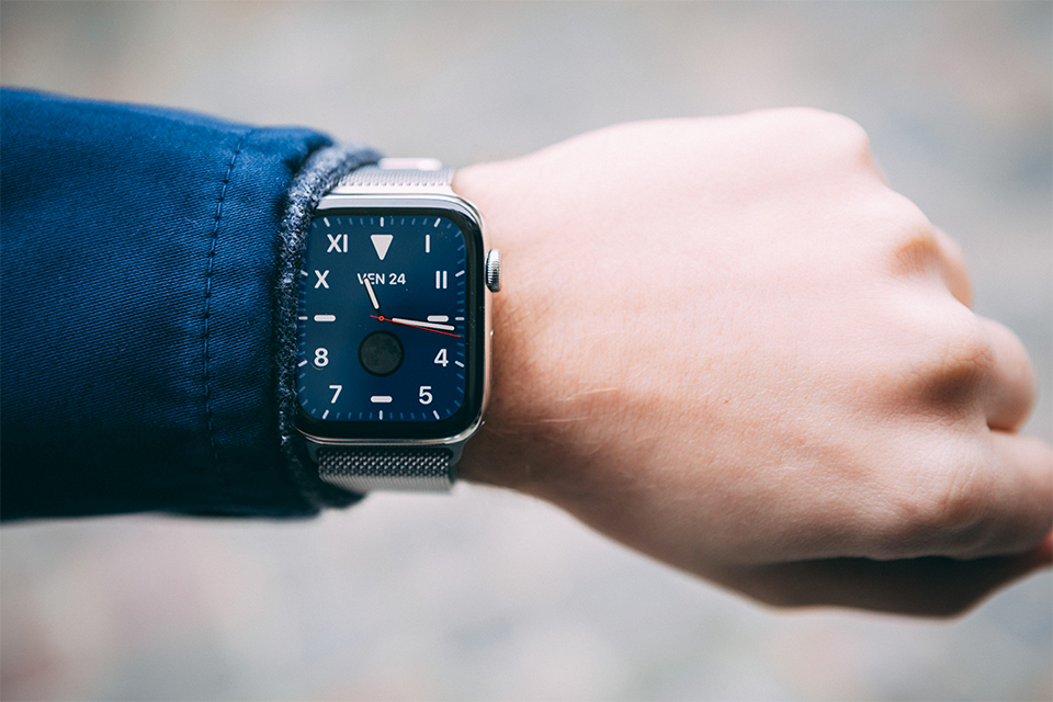 Apple watch series 5 cadran