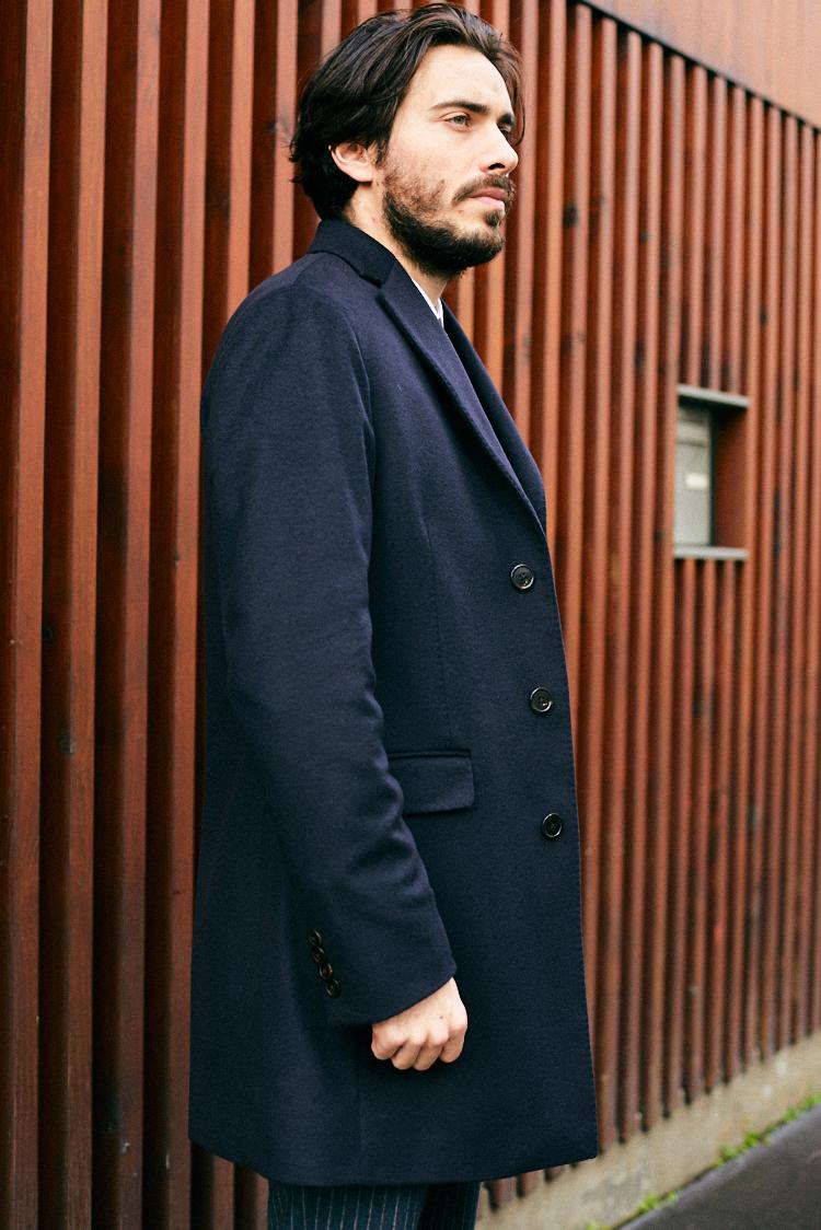 bexley manteau honore essayage profil