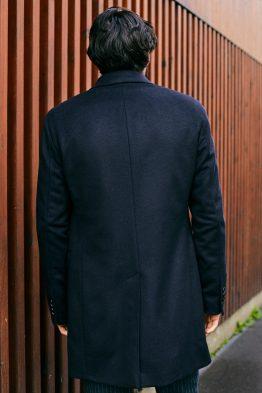 bexley manteau honore essayage dos