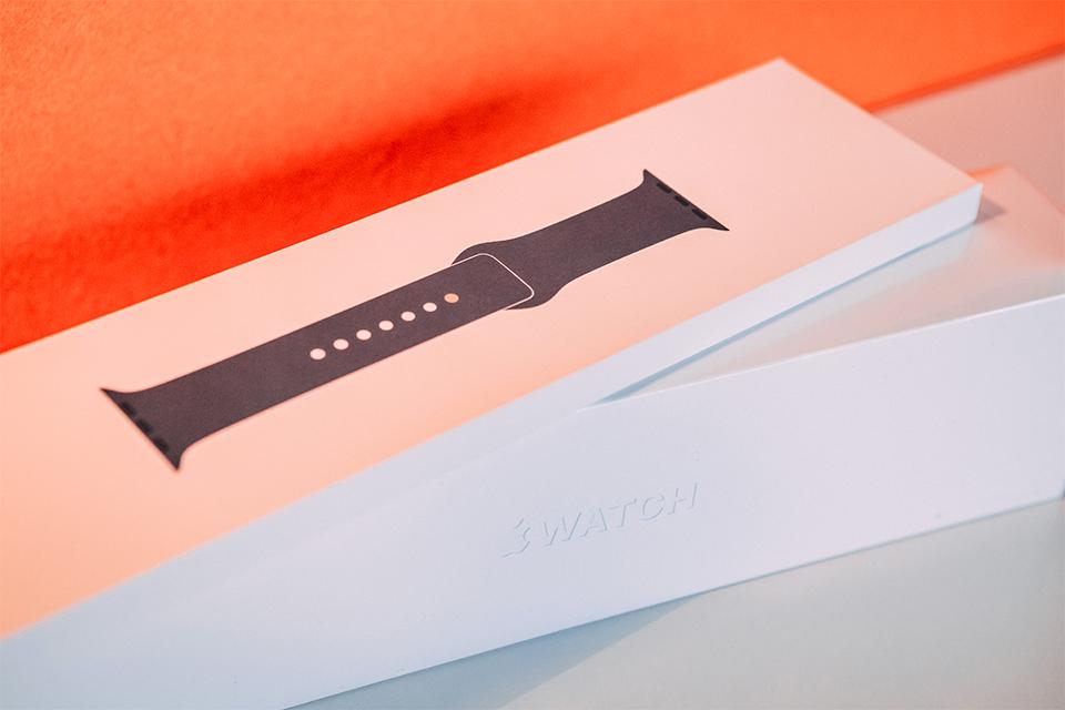Boite bracelet Apple Watch series 5