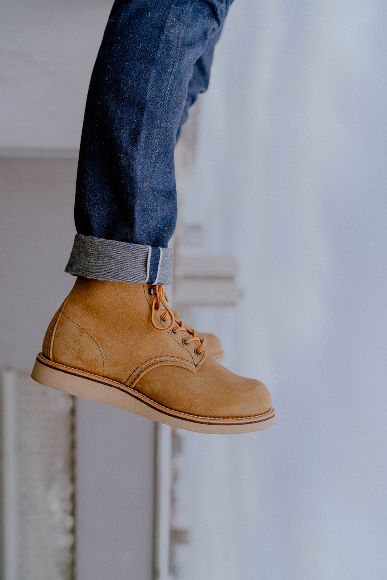 Boots Red Wing Rover 2953