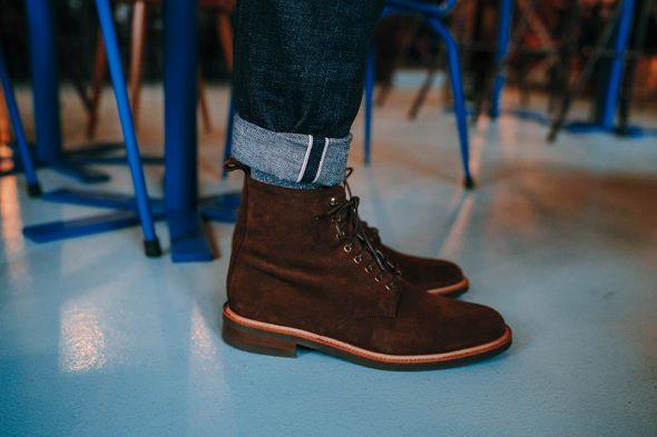 Boots Rudys Huster Portees Profil