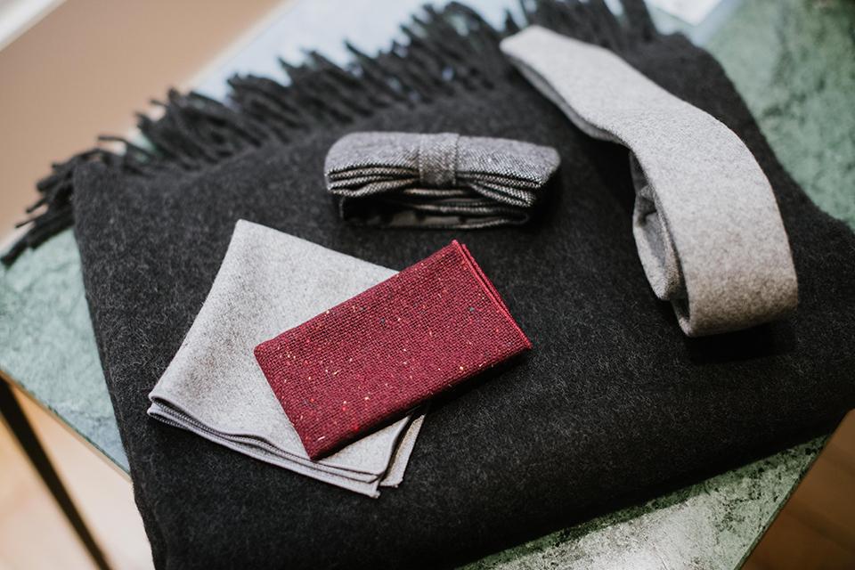 Boutique Samson Paris Madeleine accessoires