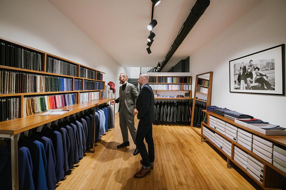 Boutique Samson Paris Madeleine Max