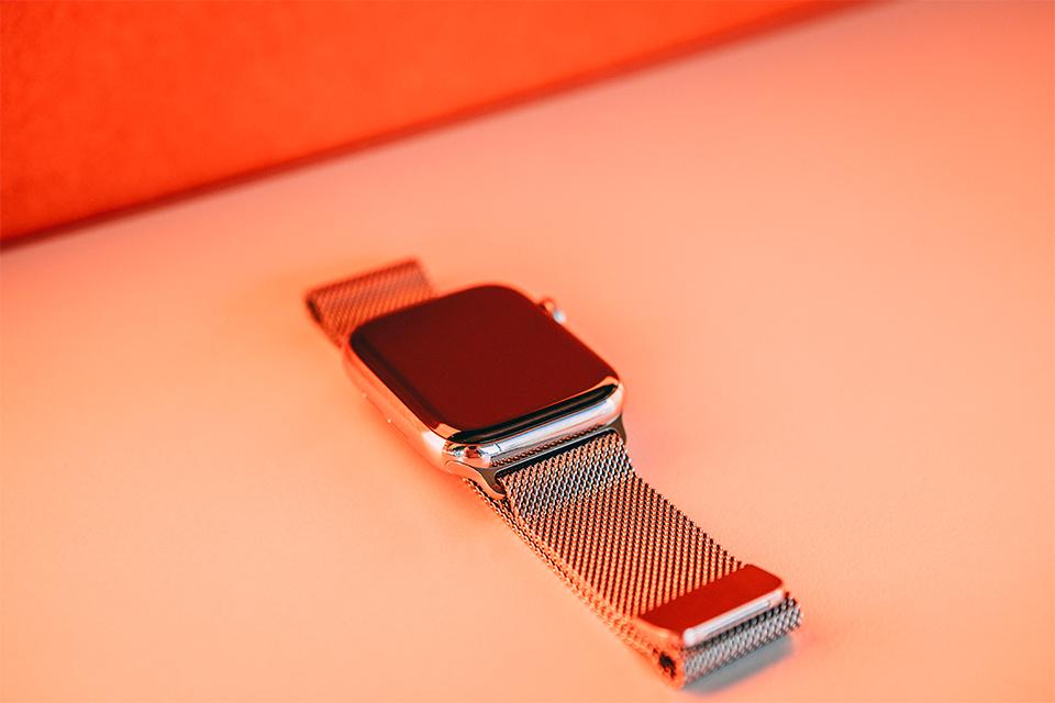 Bracelet milanais Apple watch 5