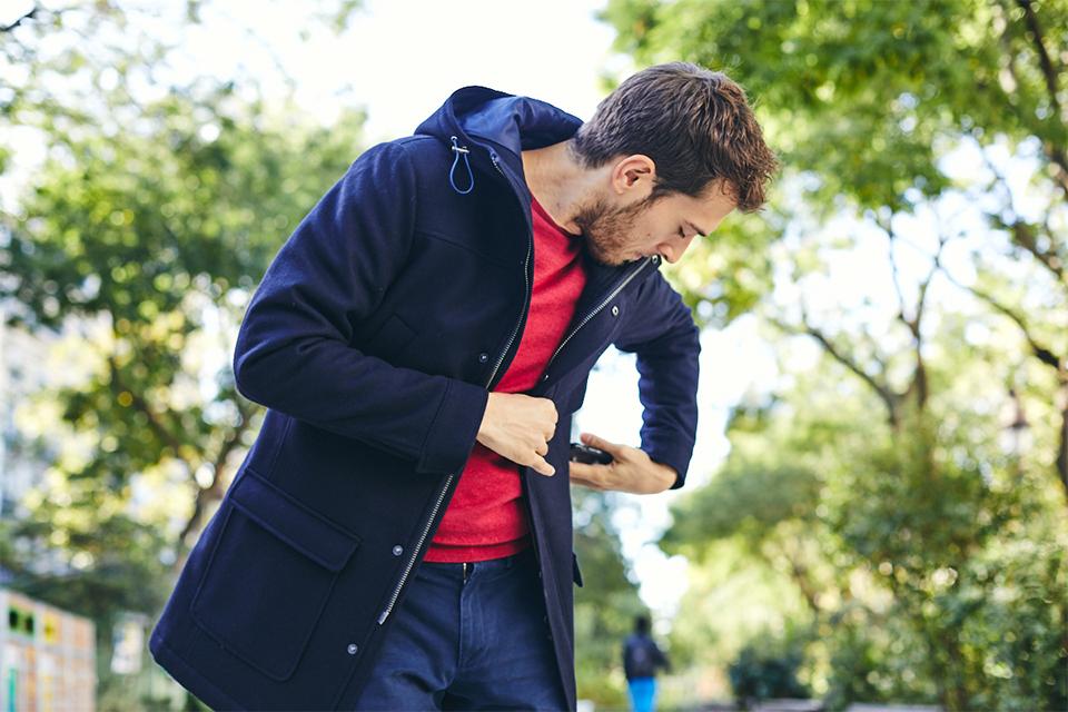Conseils choisir manteau homme
