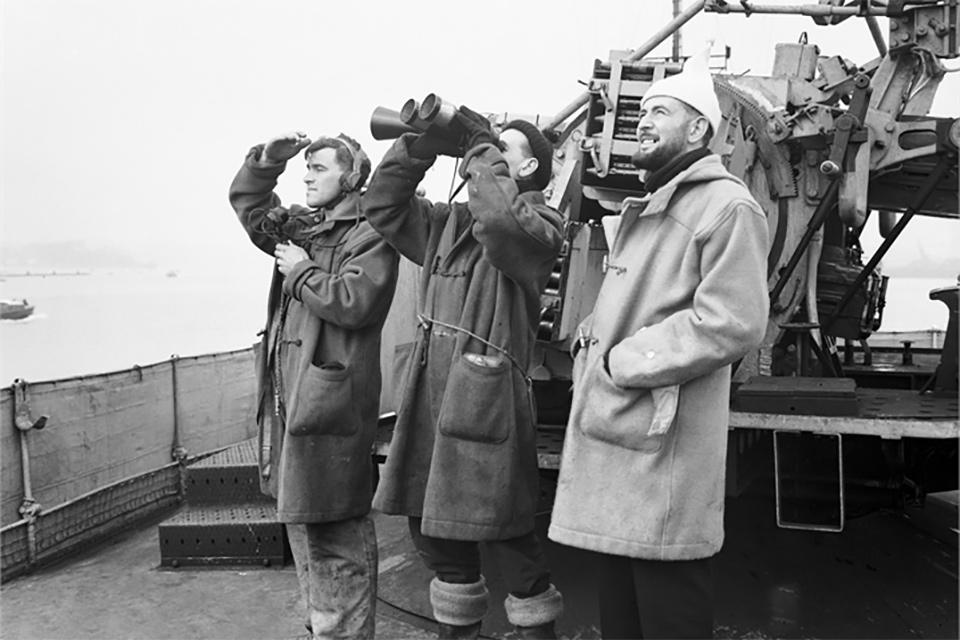 Histoire du duffle-coat