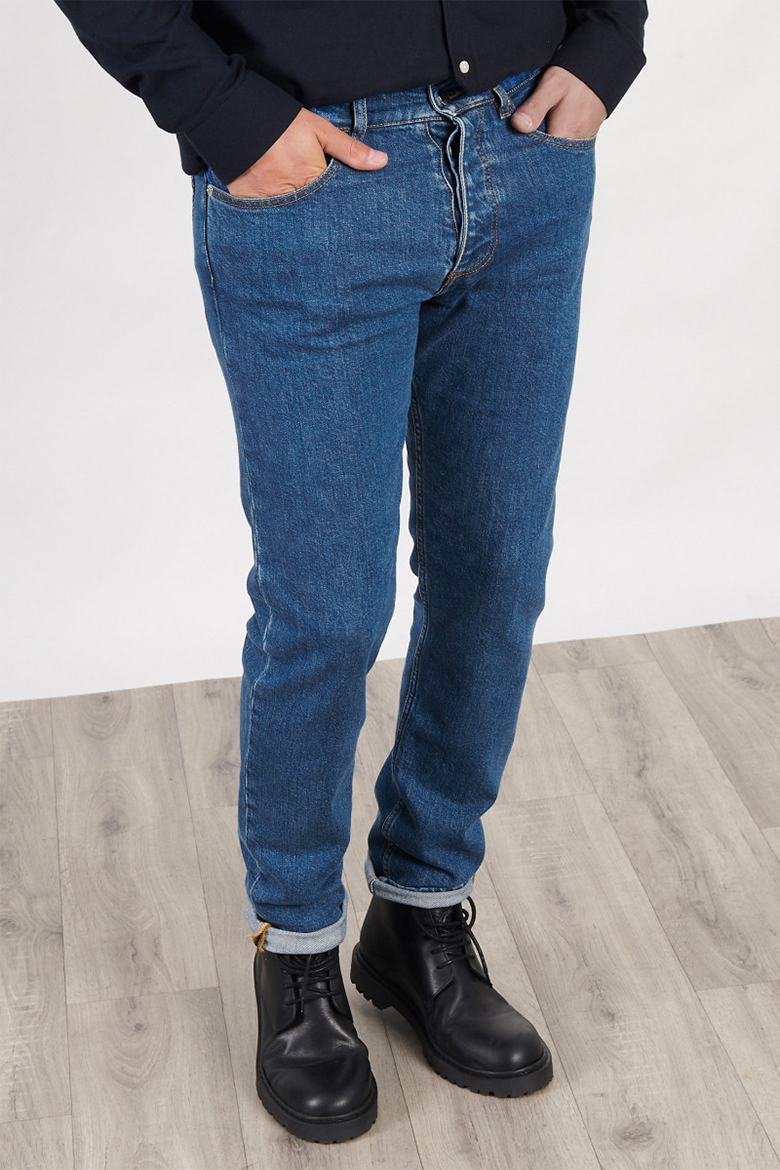 Jean maison standards washed
