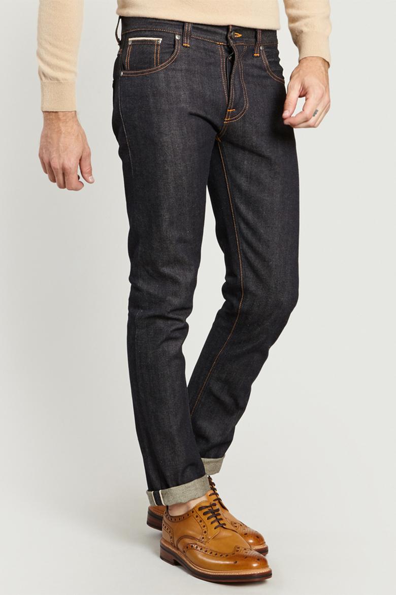 Jean Nudie jeans selvedge