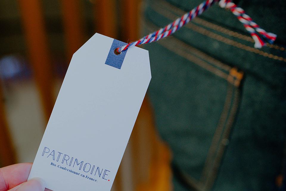 Jean Patrimoine Etiquette