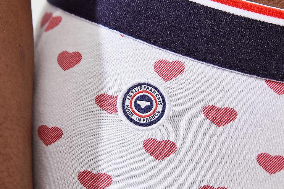 Le Slip Français Saint Valentin