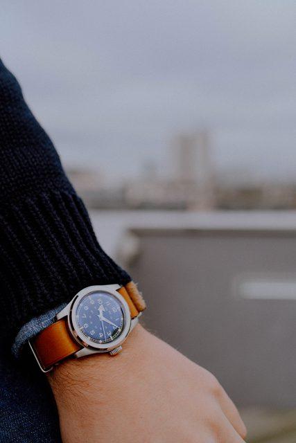 Montre mécanique serica watches
