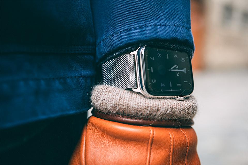 nouveauté écran apple watch series 5