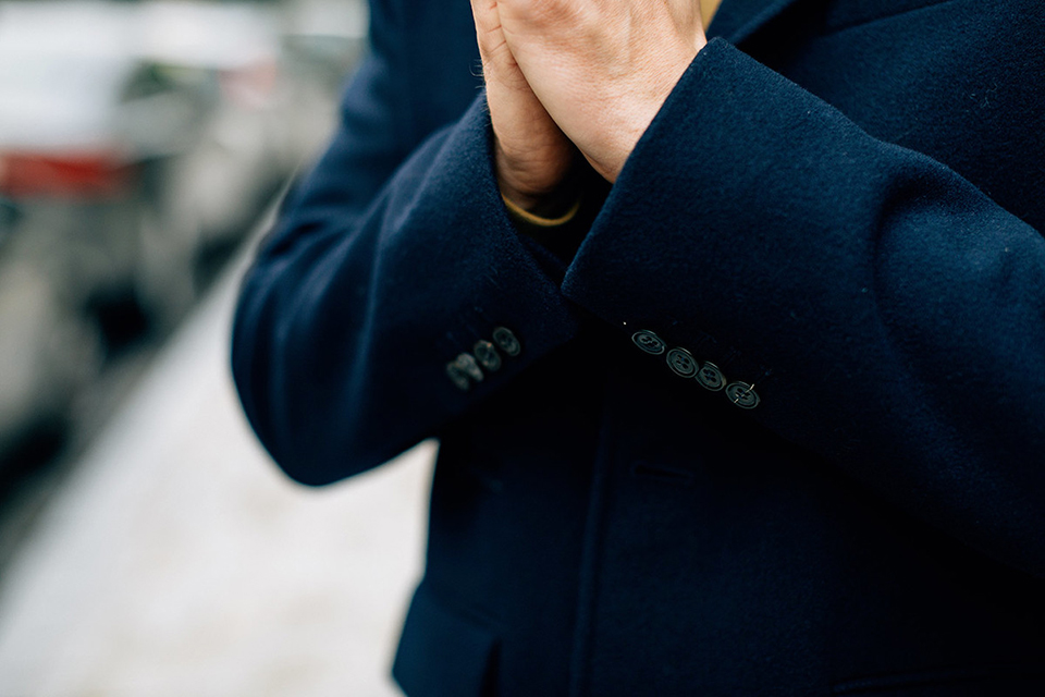 Paname Collections Manteau