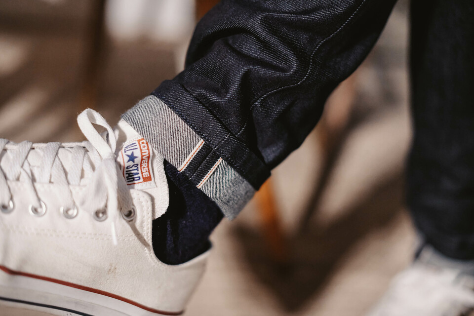 Paname Collections Jean Selvedge