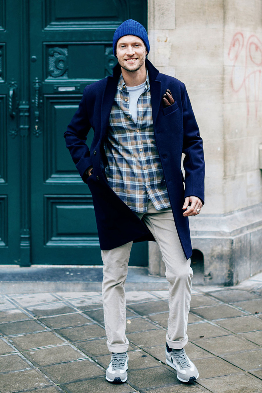 pantalon en velours ecru homme paname collections