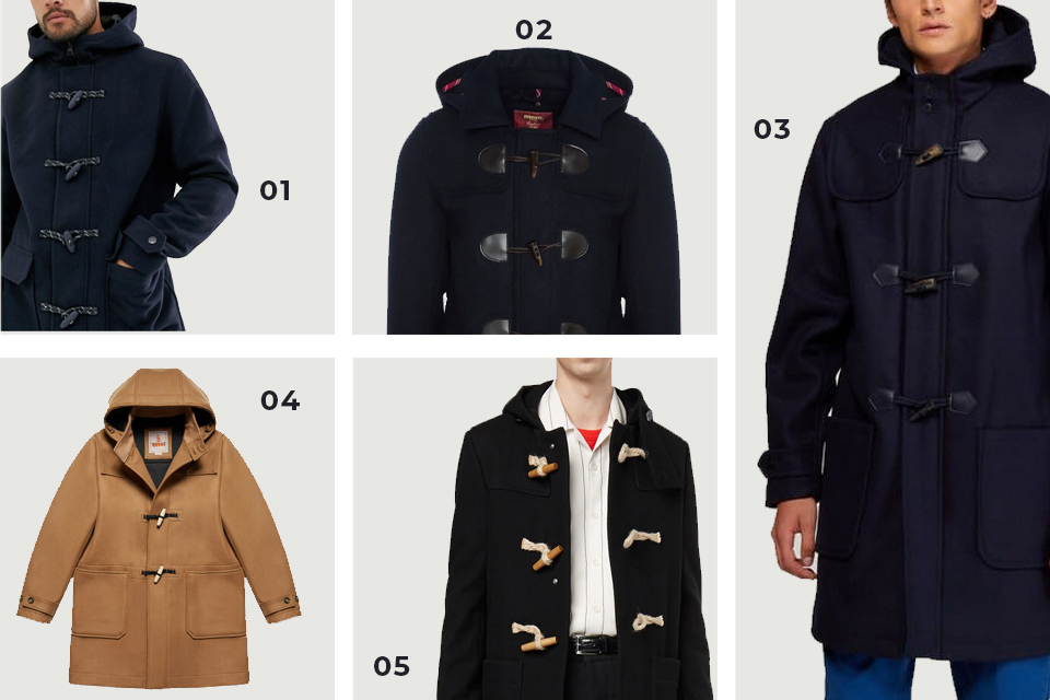 Selection Duffle coat soldes fw2020