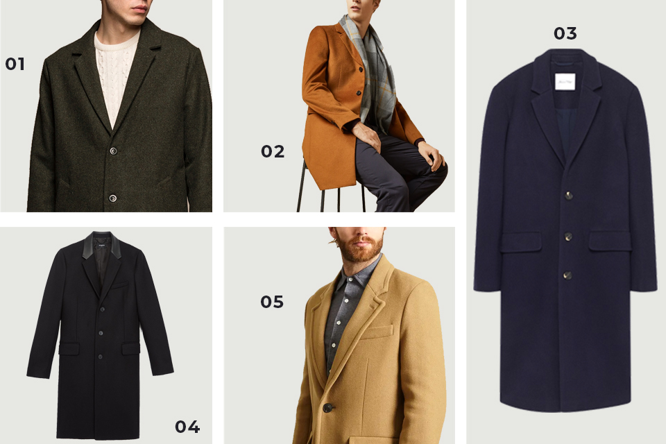 Selection pardessus soldes fw2020