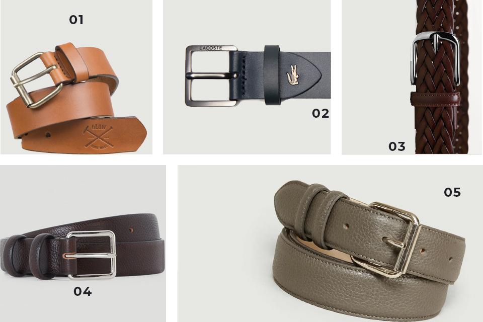 selection soldes ceintures cuir fw 19