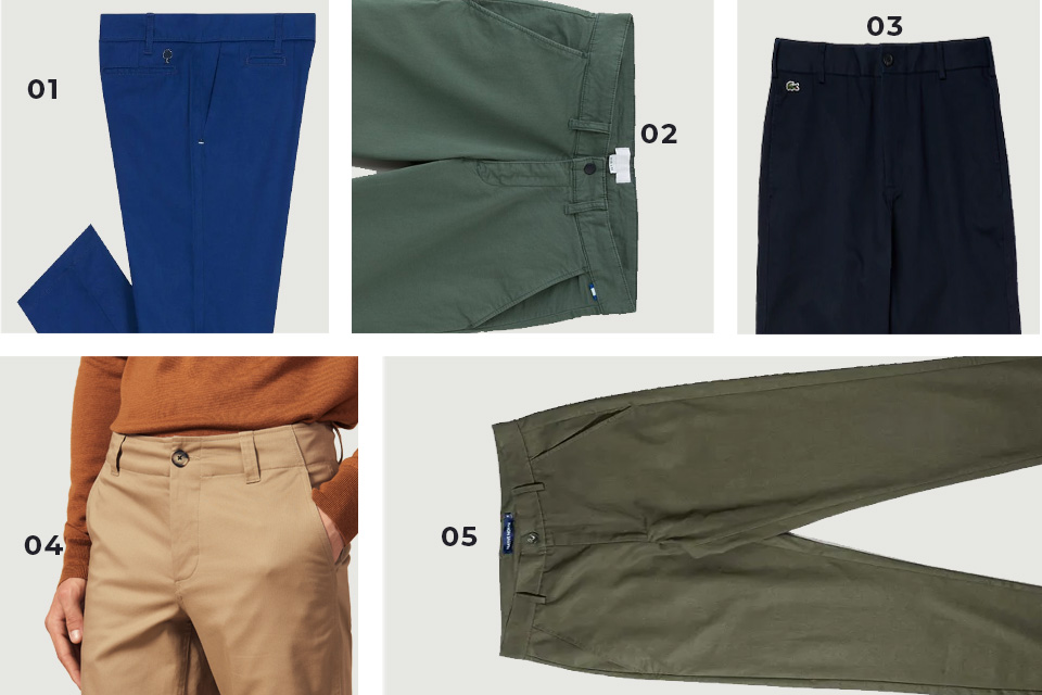 selection soldes chinos fw19