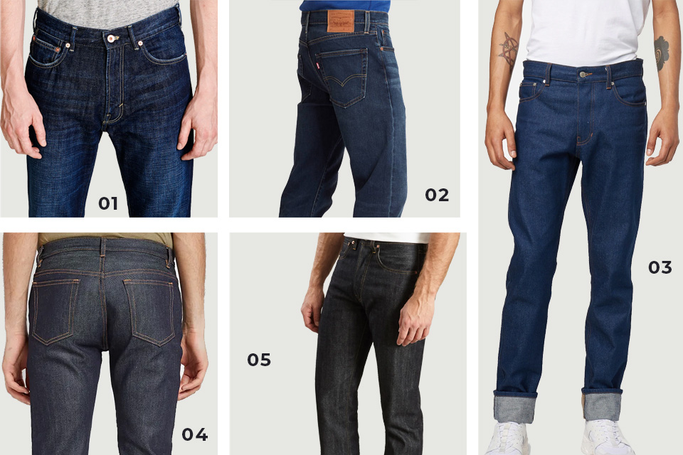 selection soldes jeans fw19