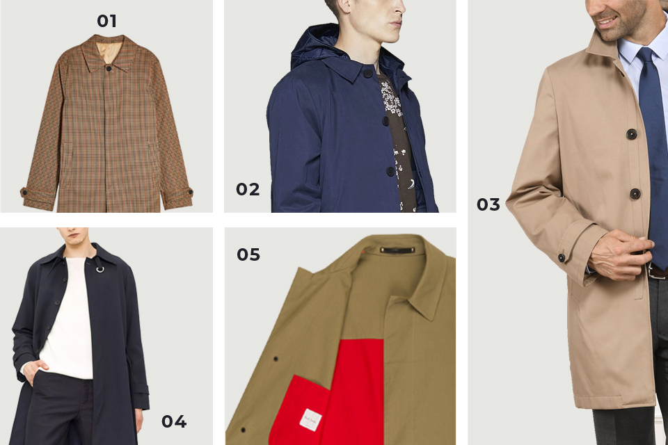 Selection trench soldes fw2020