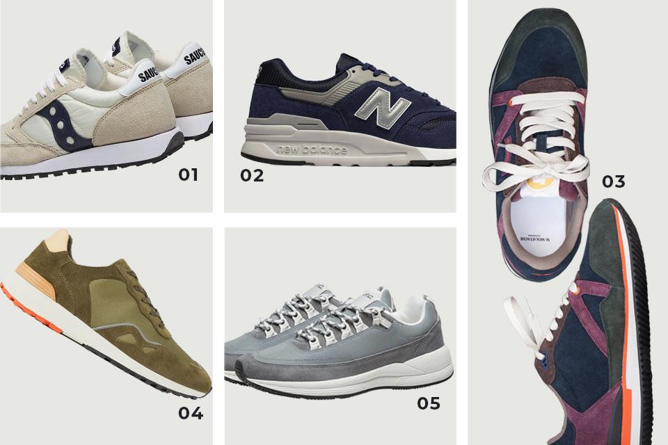 Soldes fw19 sélection baskets sneakers 01