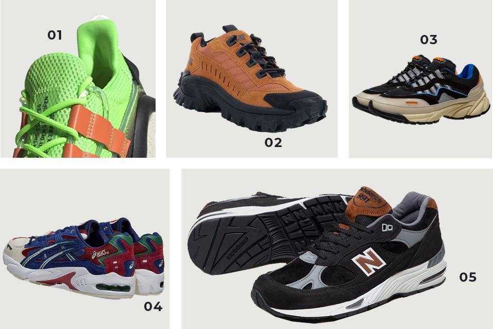 Soldes fw19 sélection baskets sneakers