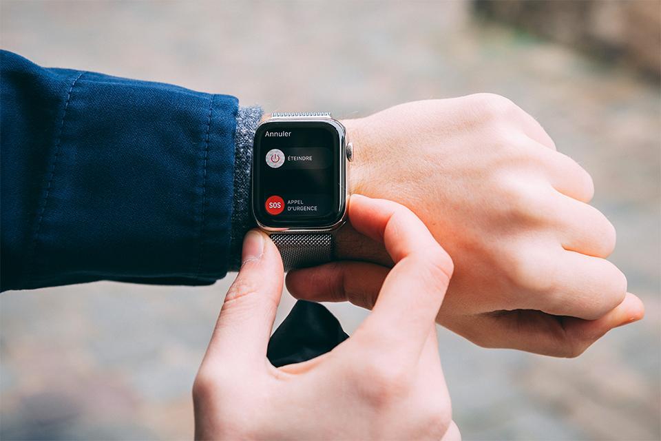 SOS Apple watch series 5