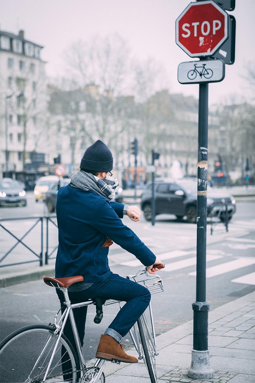 Test Apple watch 5 vélo