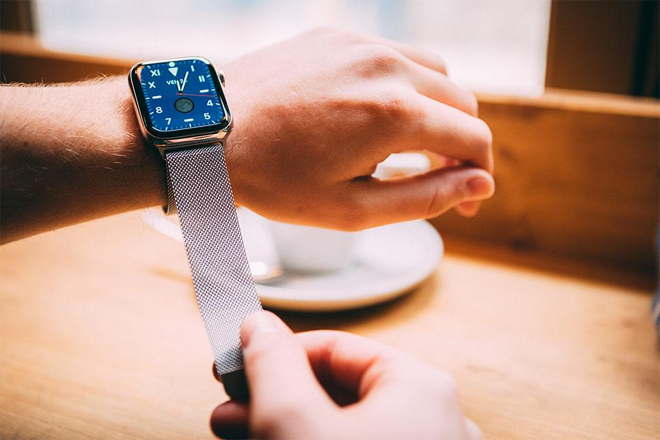 Test apple watch series 5