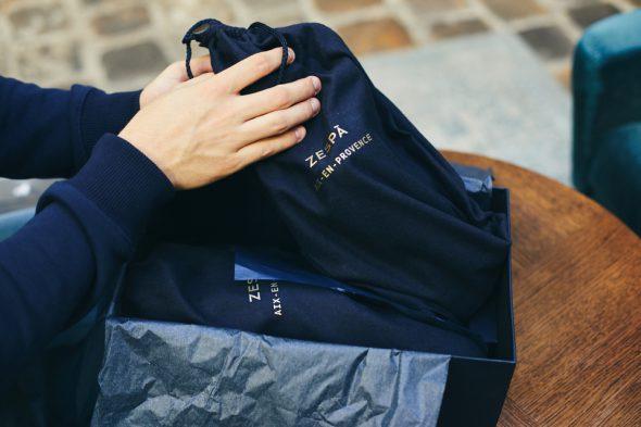 test baskets Zespà Aix-en-provence ZSP4 HGH WHT dust bag