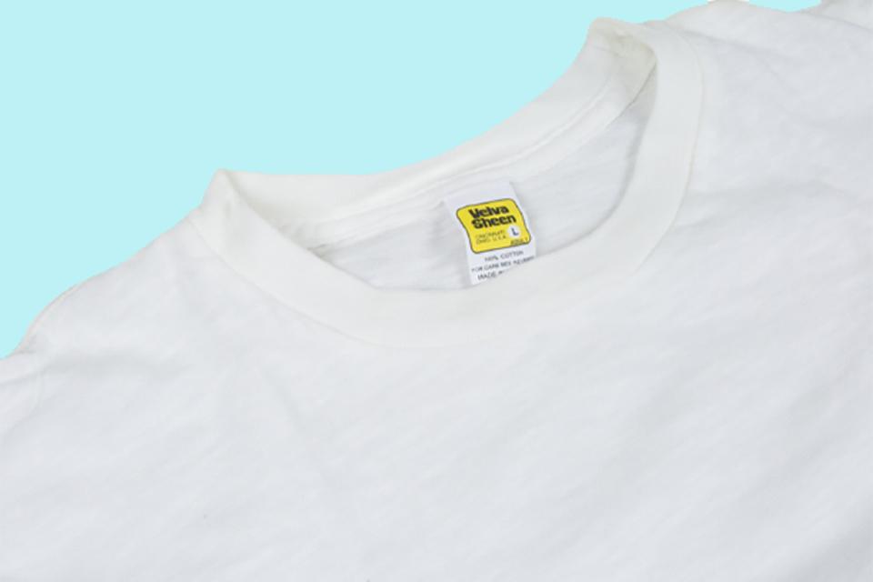velva sheen t-shirt blanc