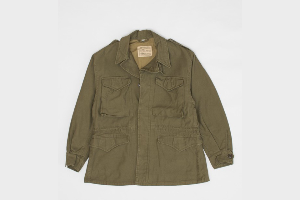 Veste M43 us army
