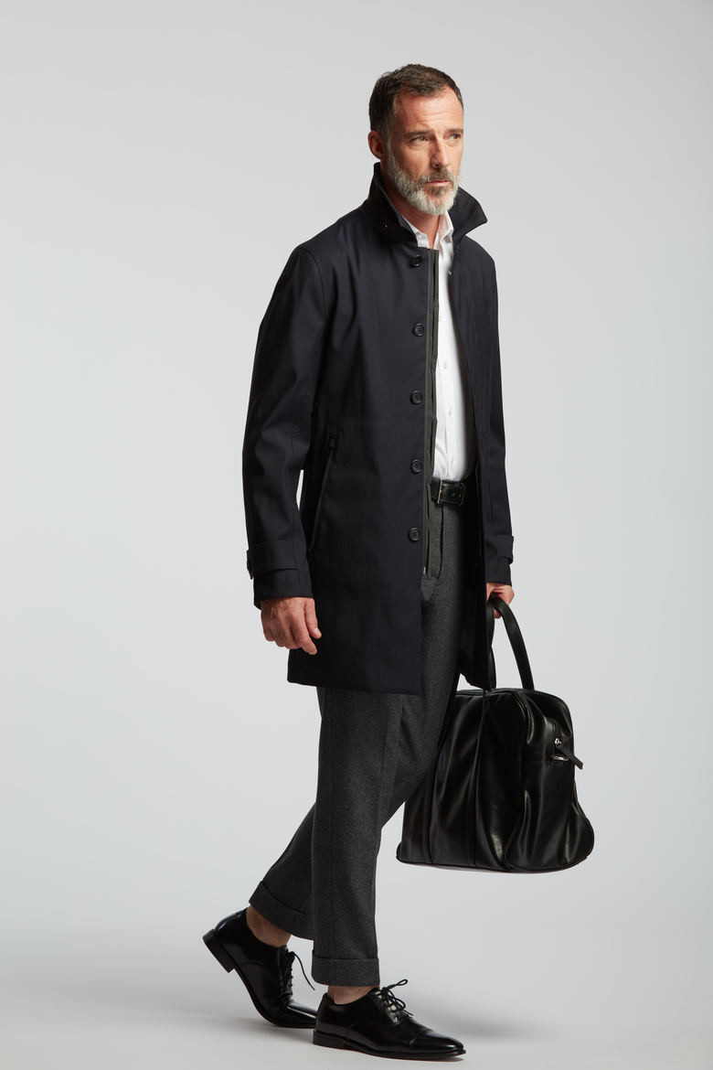 Wolbe Trench Coat