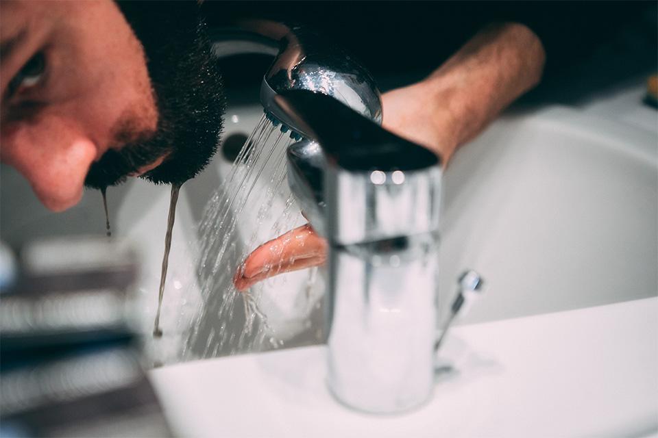 coloration pour barbe just for men test avis rincage