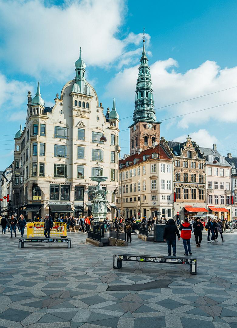 Copenhague centre