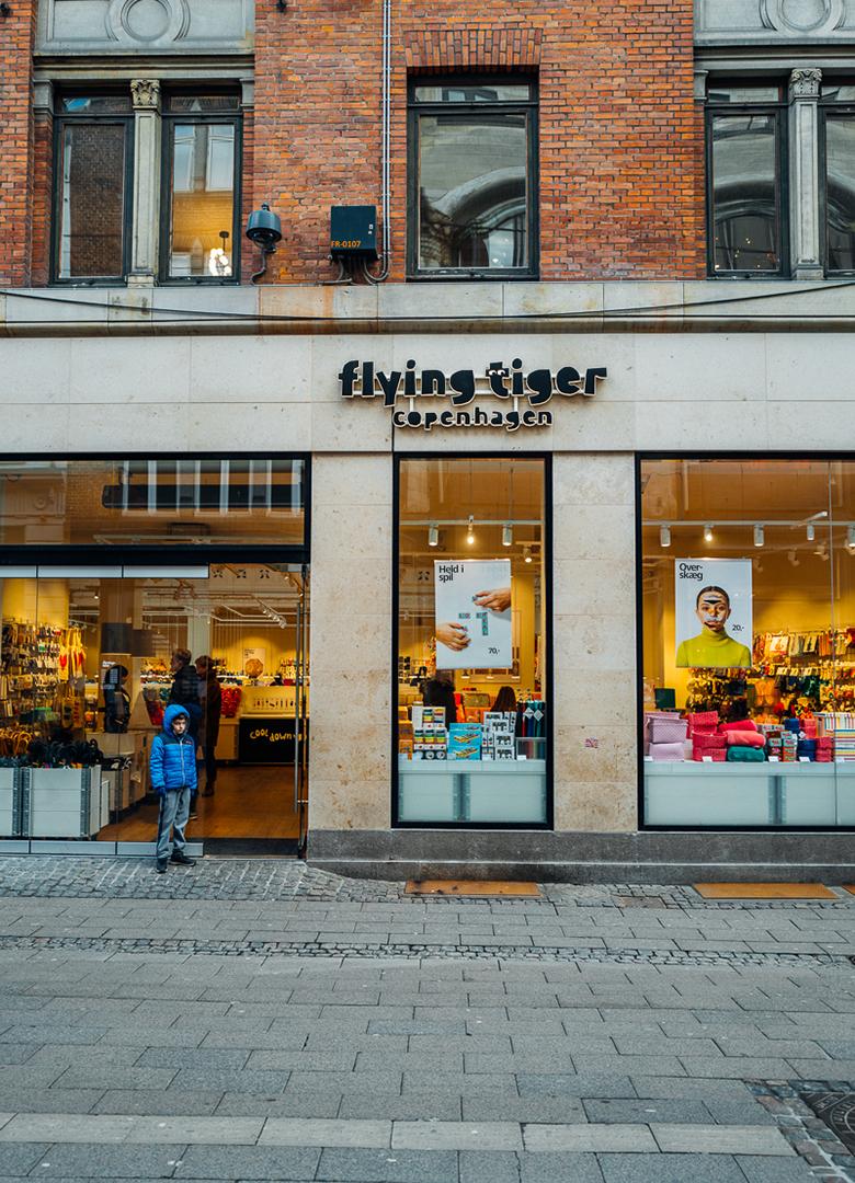 Copenhague Flying Tiger