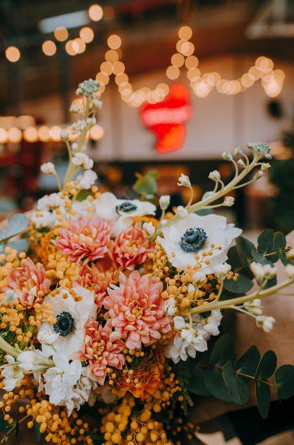 Bouquet Fleurs Hivernal
