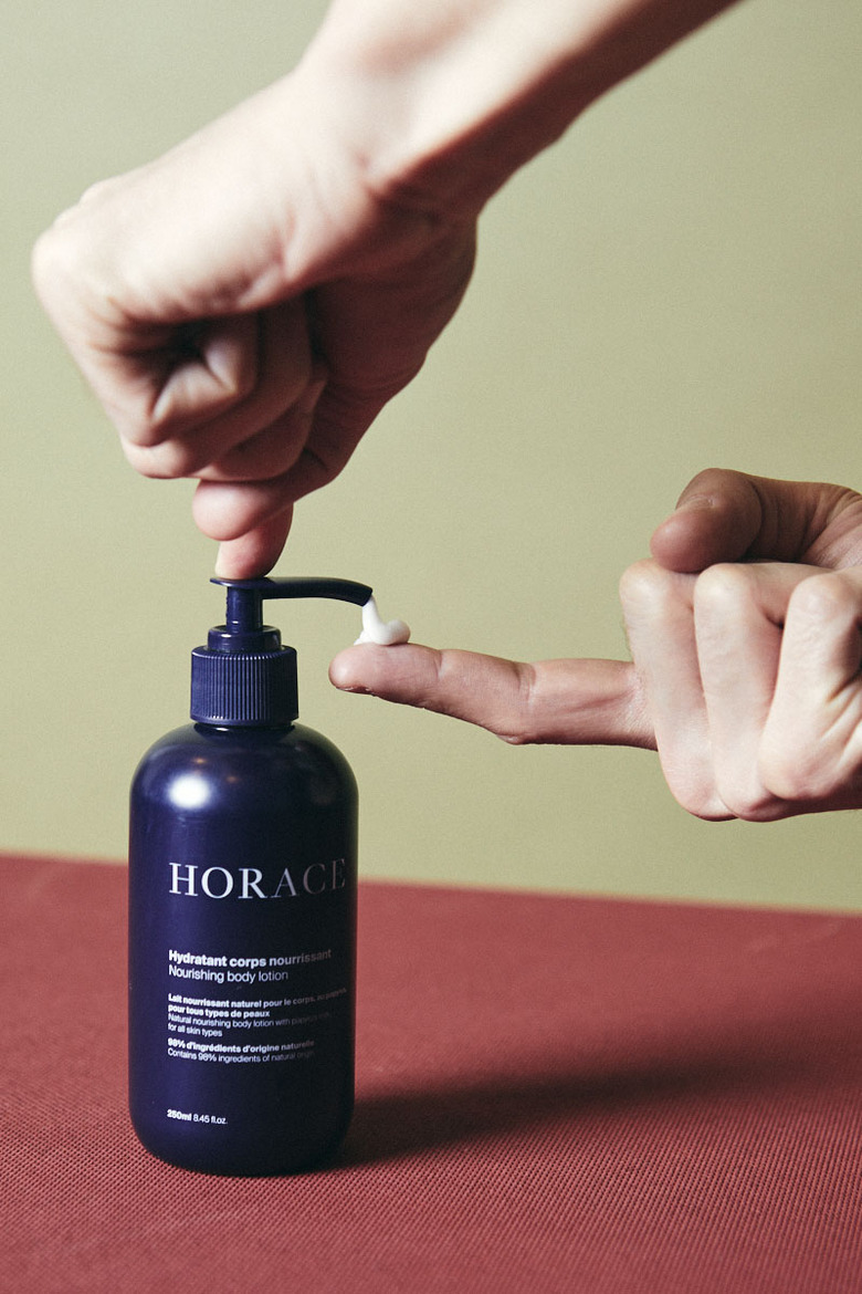 Horace Hydratant Corps Odeur
