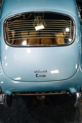 Jaguar Type E Retromobile