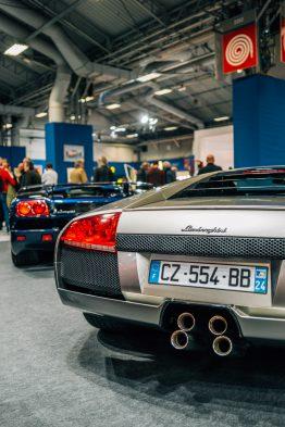 Lamborghini Retromobile