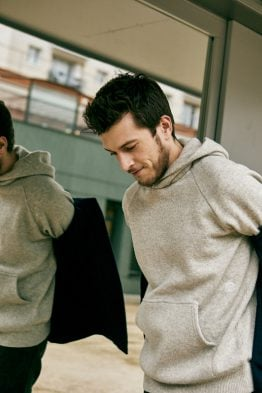 Look Tommy Sweat Gris