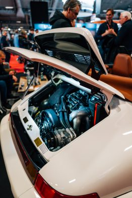 Moteur Porsche Retromobile