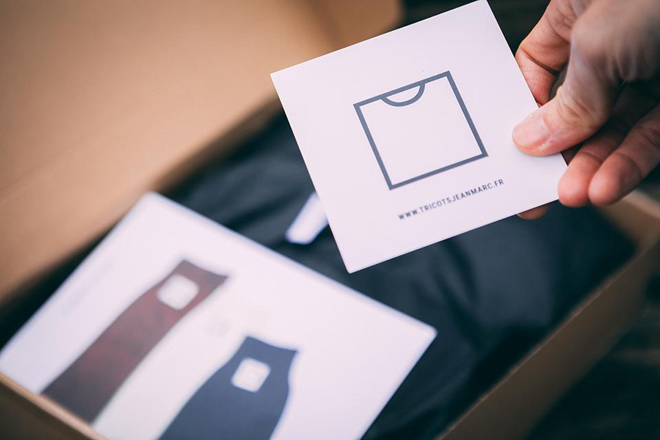 Packaging Vetement