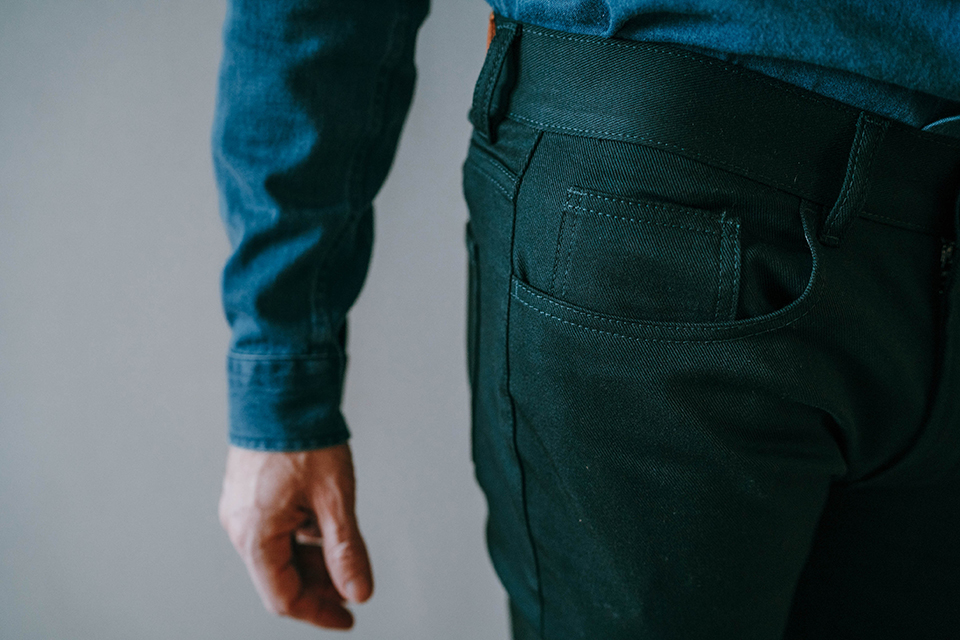 Pantalon Lepantalon Coin Pocket
