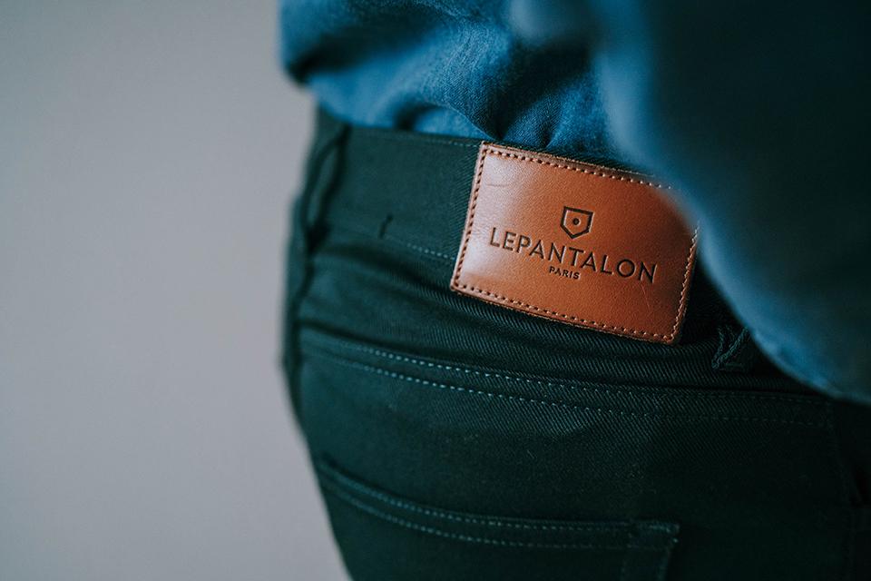 Pantalon Lepantalon Jacron Porte